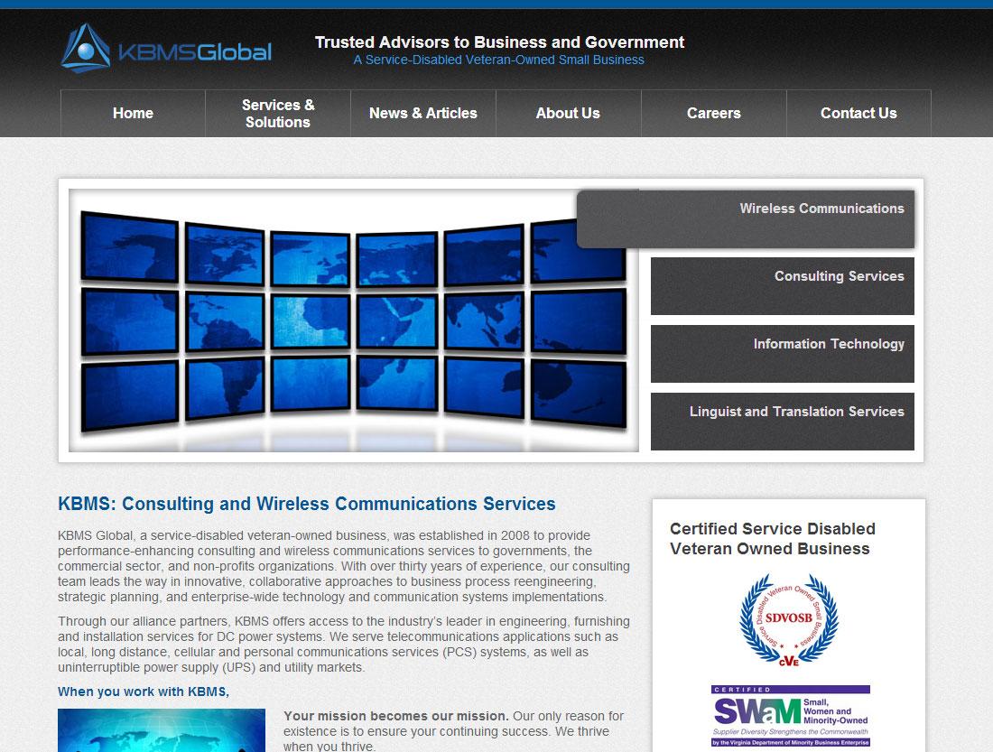 KBMS Global website