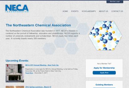 NECA website