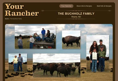 Your Rancher website