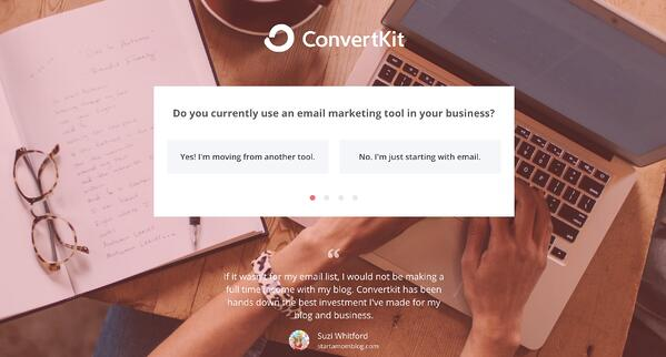 ConvertKit Example