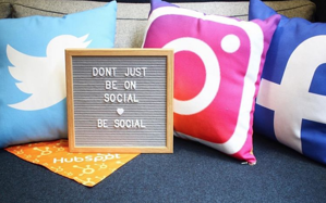 social media for retirement communities