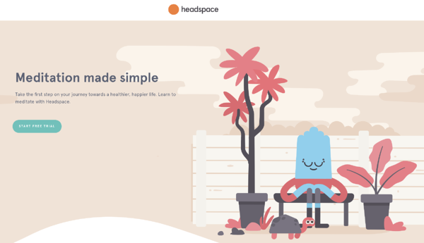 headspace example