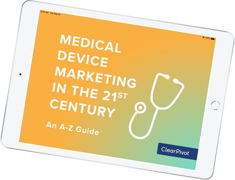 Medical device marketing guide