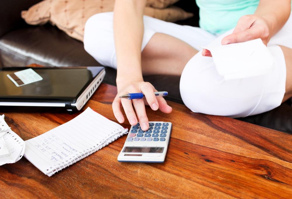 Woman doing accountancy at home.jpeg
