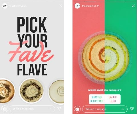 How Businesses Can Run a Poll on Snapchat and Instagram